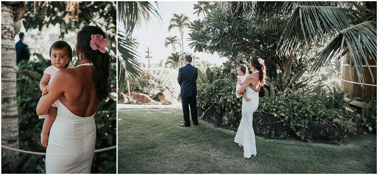 Toni and Brett ~ Lahaina, Hawaii
