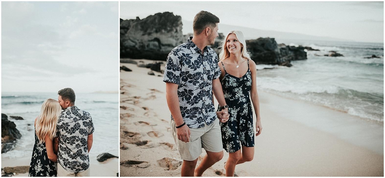 Emily and Gabe Proposal ~ Kapalua, Hawaii