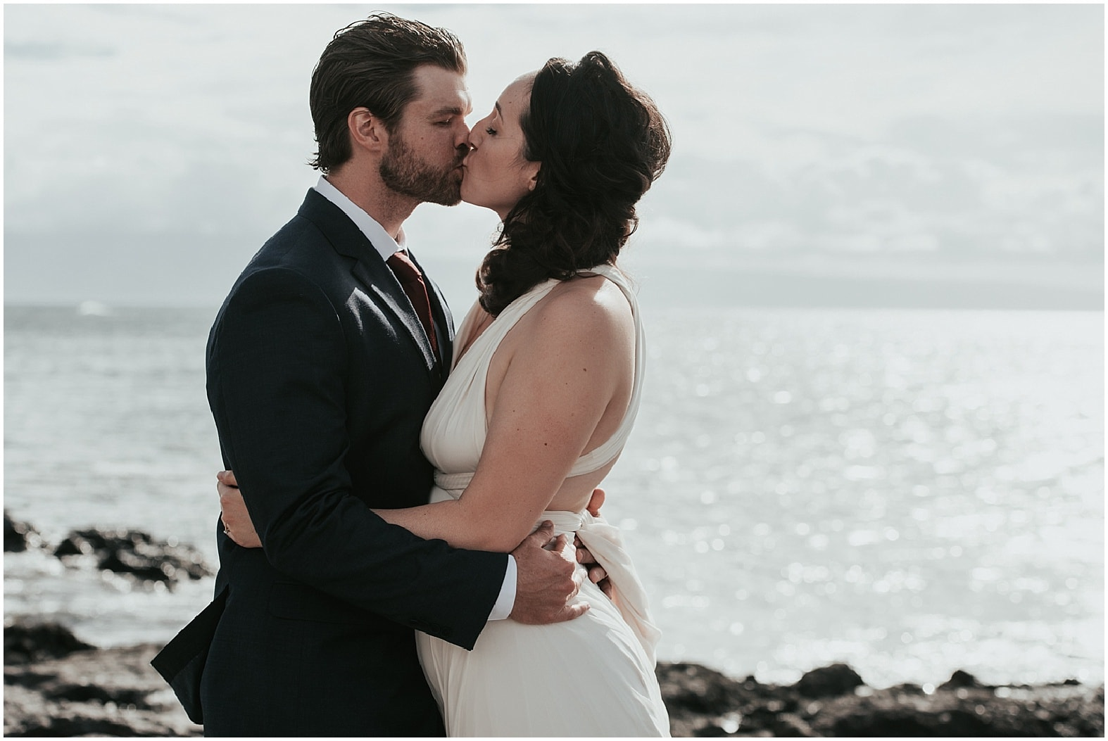 Lauren and Nick Elopement ~ Napili, Hawaii