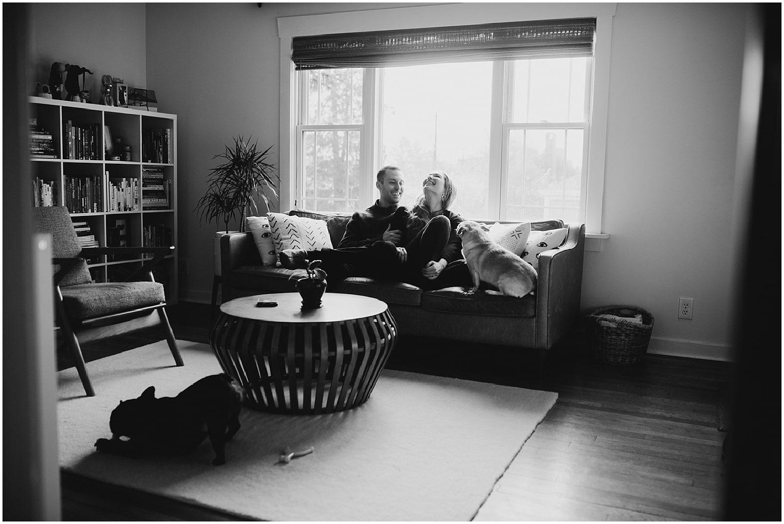 Allana and Ryan ~ Seattle, Washington