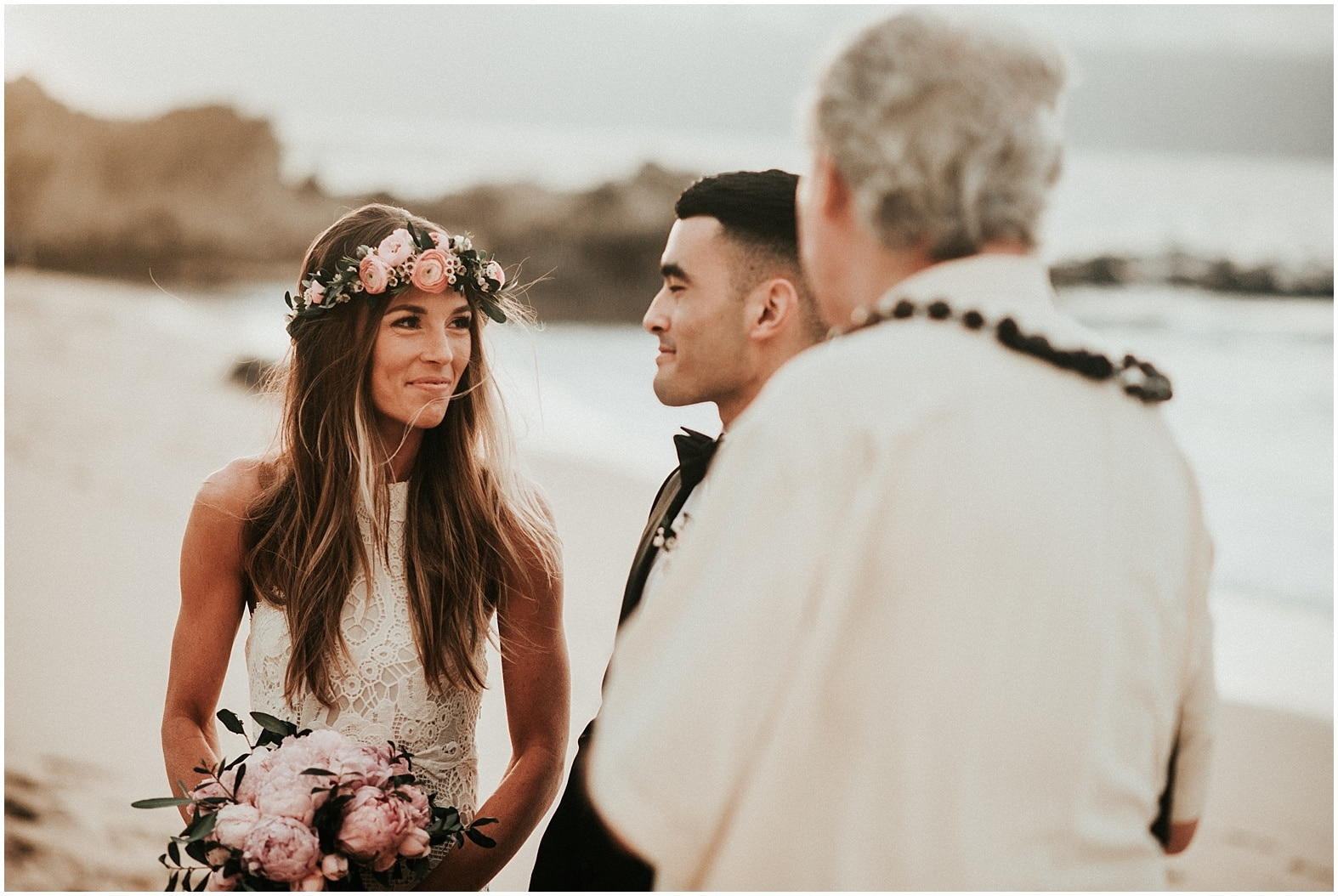 Courtney and Rick ~ Elopement in Kapalua, Hawaii