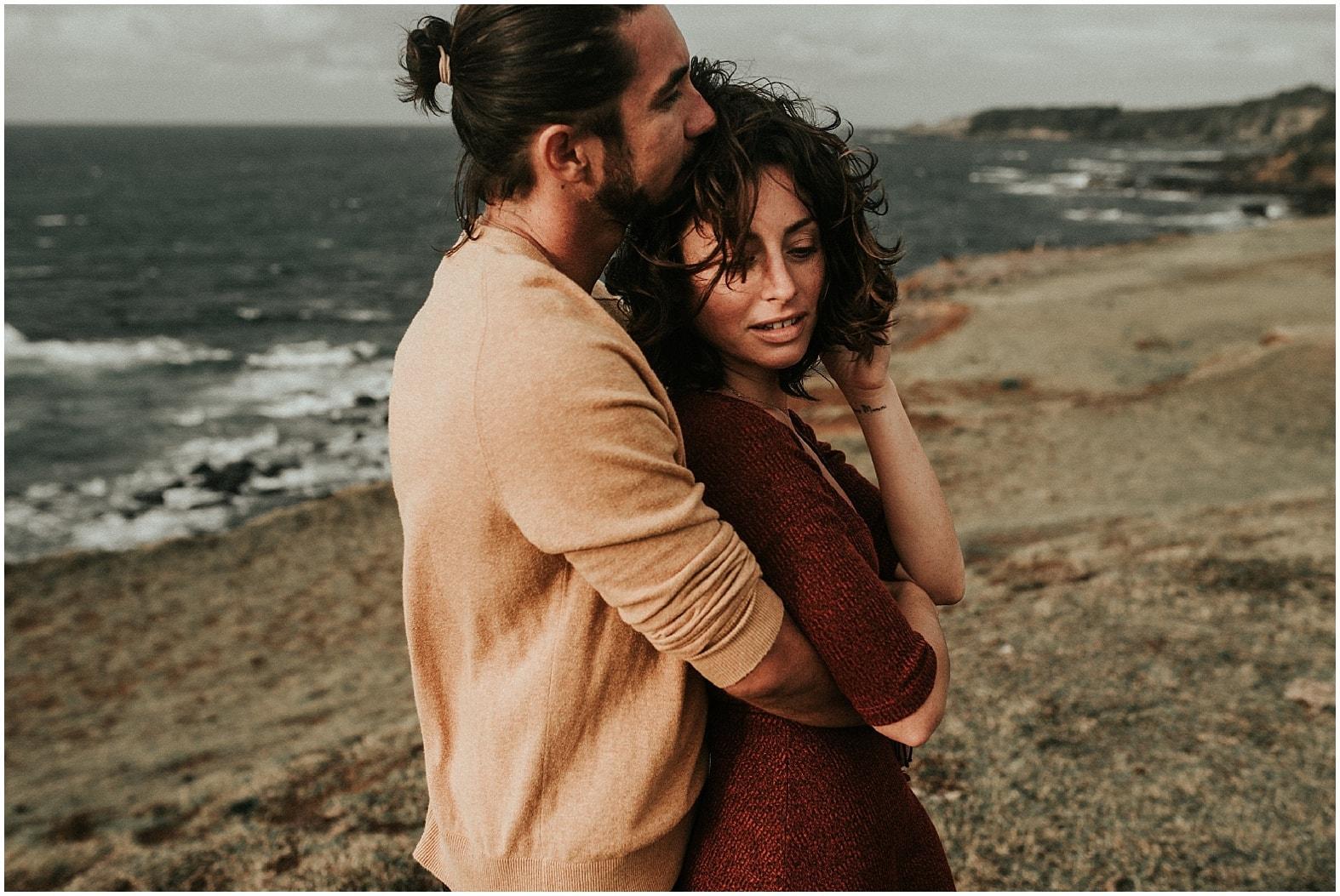 Kristen and Juan ~ Paia, Hawaii