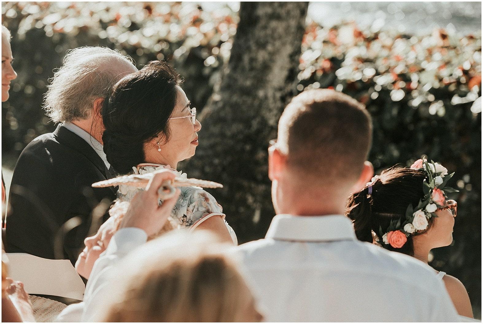 Allana and Ryan ~ Wedding day in Kapalua, Hawaii