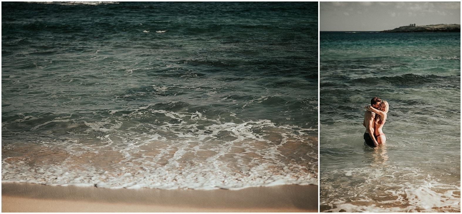 Christina and Ryan   Adventure couple session ~ Maui, Hawaii