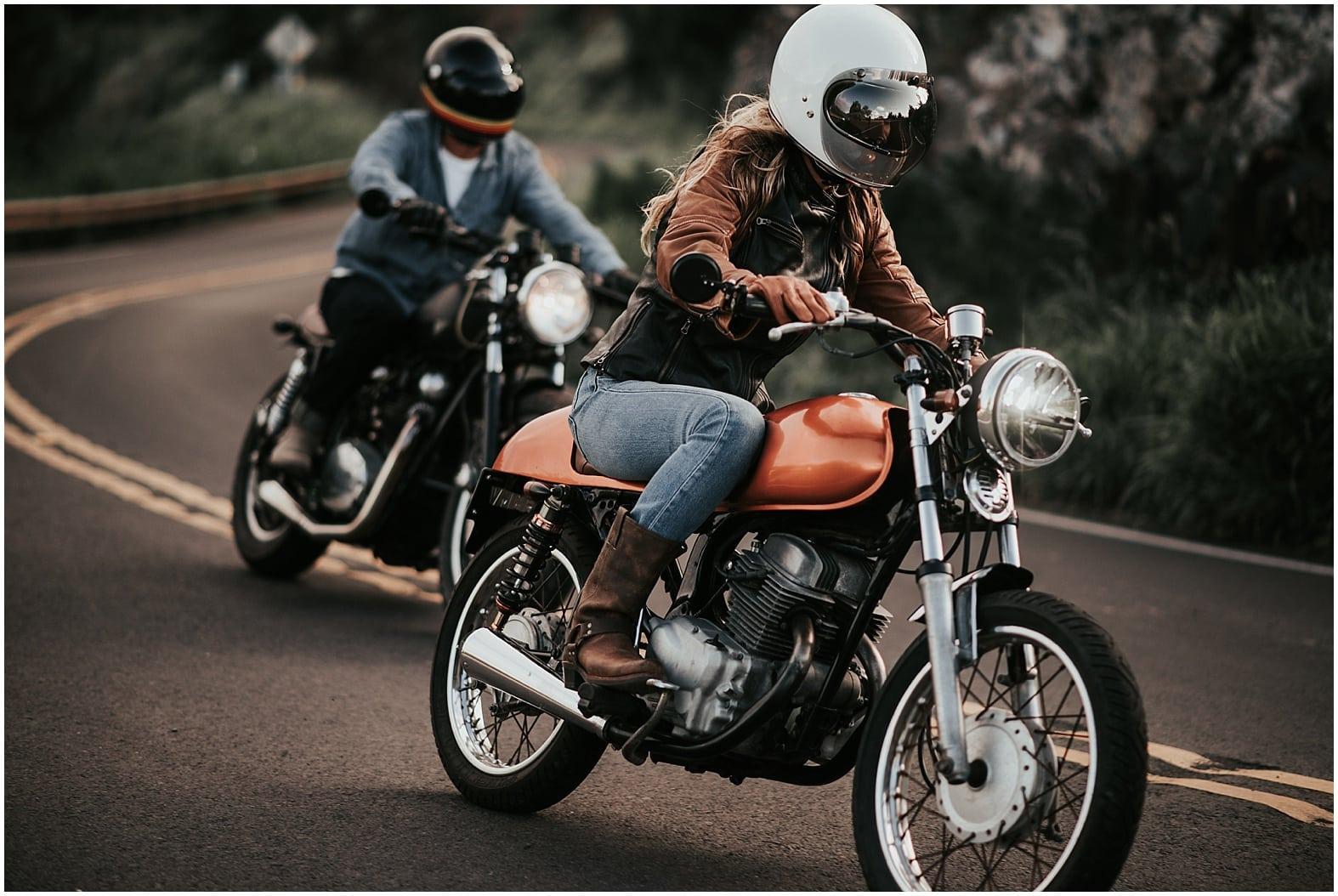 Motorcycle maui24