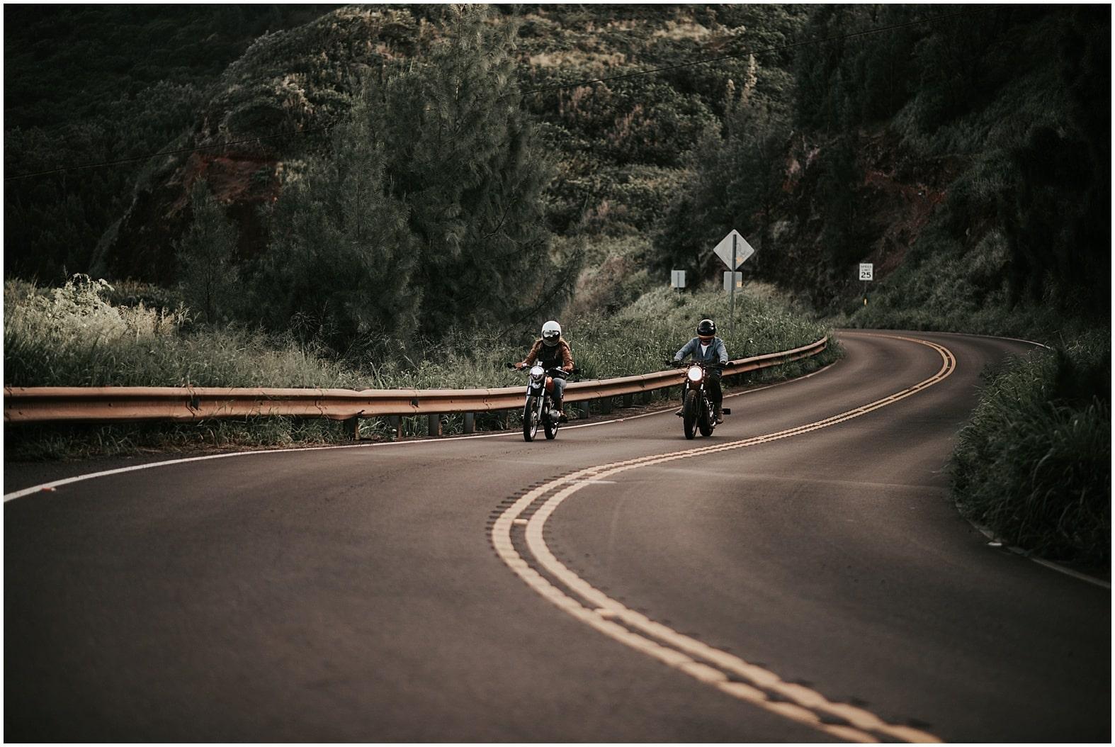 Motorcycle maui25