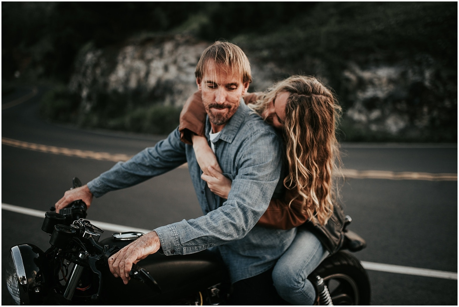 Motorcycle maui5