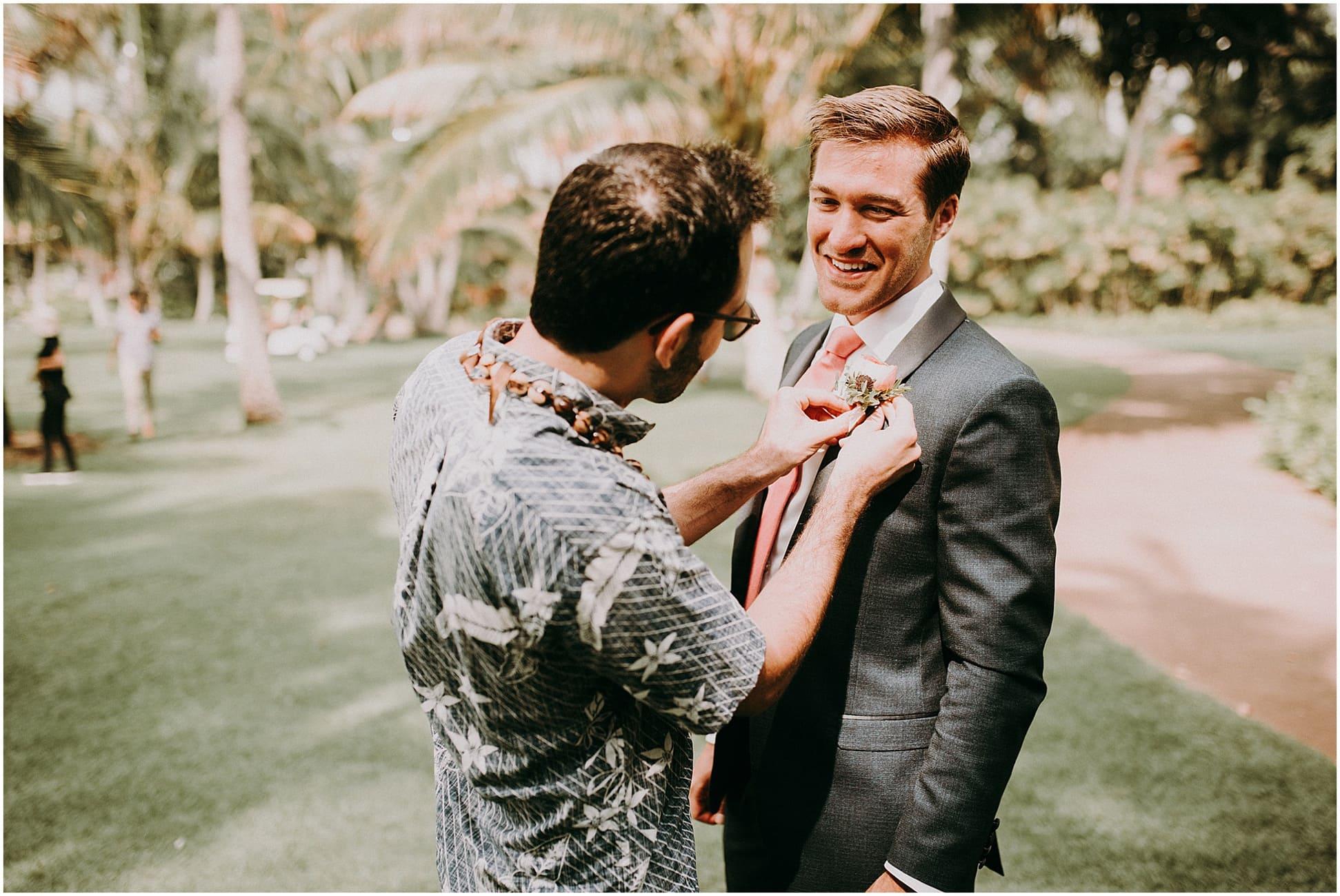 Oahu wedding Lanikuhonua17