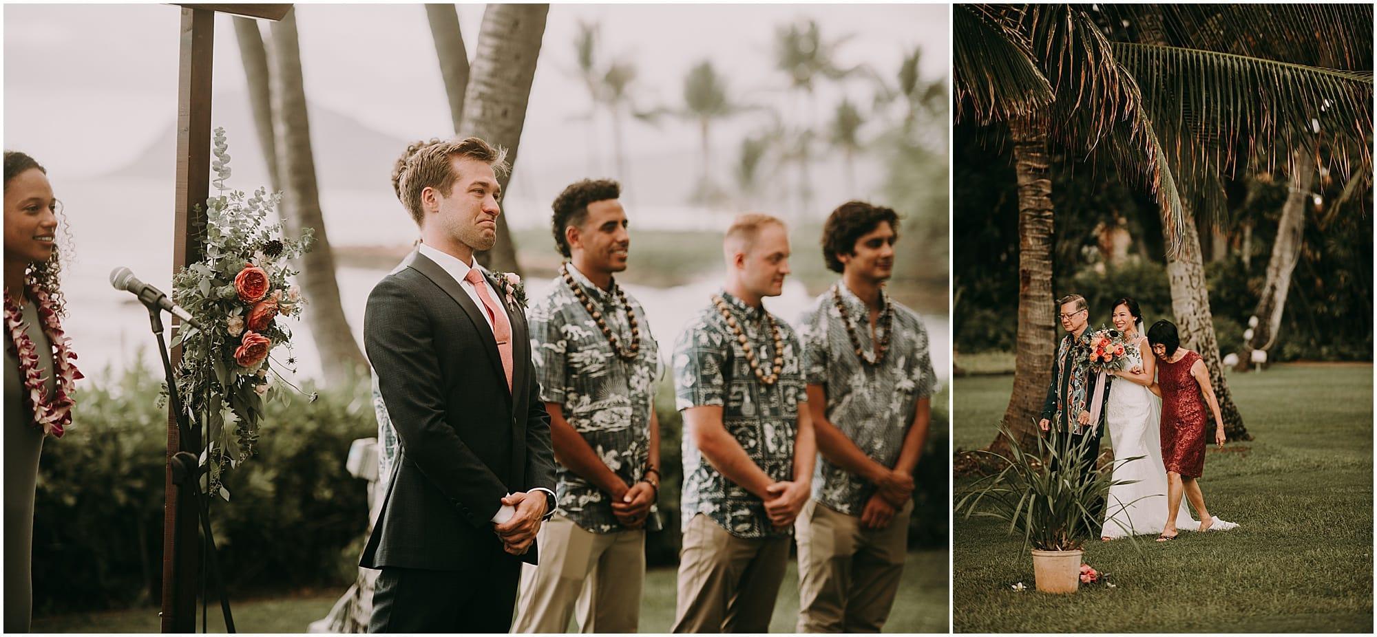 Oahu wedding Lanikuhonua21