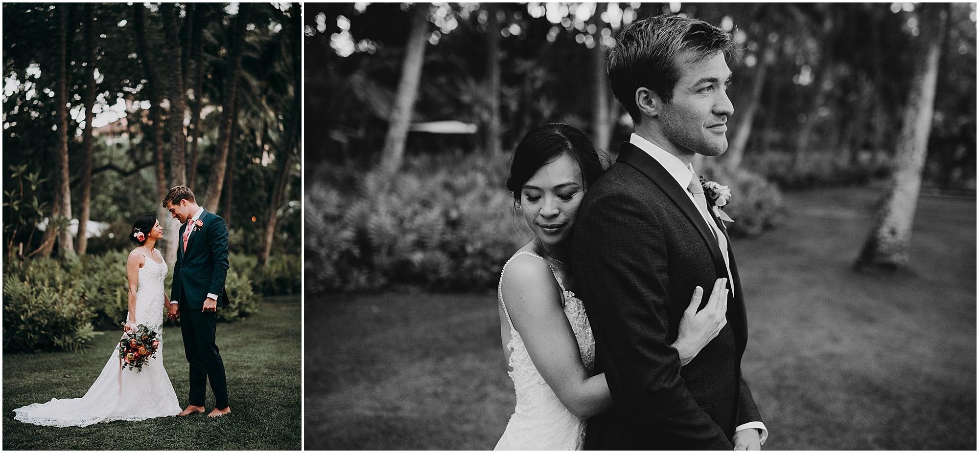 Oahu wedding Lanikuhonua55