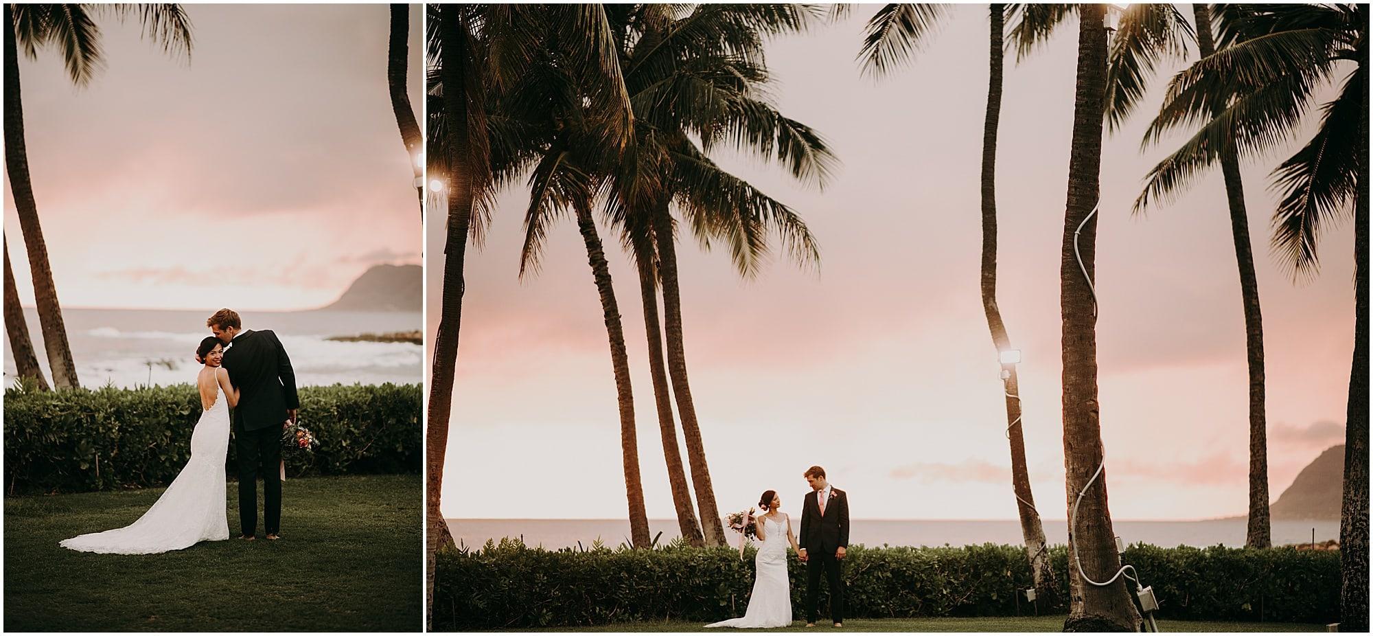 Oahu wedding Lanikuhonua61
